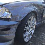 Schadeherstel BMW 3 voor en achter